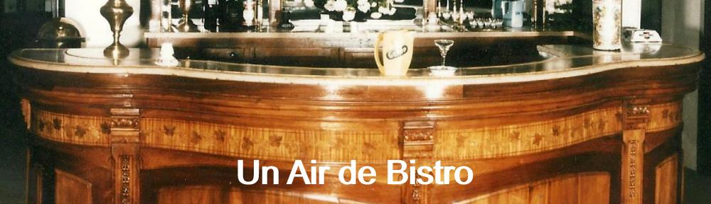 Mobilier style art d co archives un air de bistro l - Comptoir de bar professionnel occasion ...
