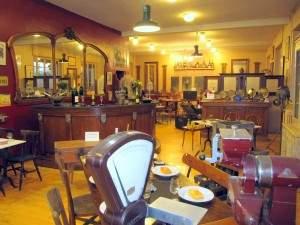 magasin de vente de meubles et objets d'art deco de bistro galerie